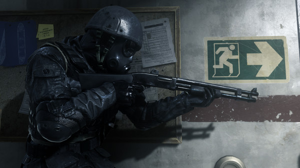 Call of Duty: Modern Warfare Remastered screenshot
