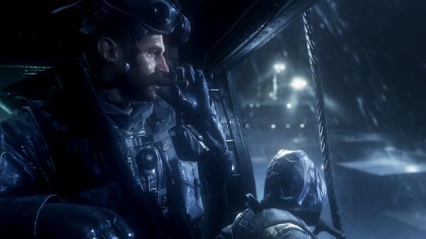 Call of Duty: Modern Warfare Remastered скриншот