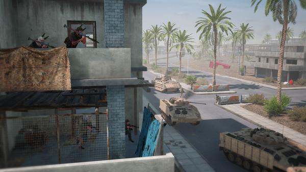 Скриншот №16 к Squad