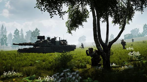 Скриншот №6 к Squad
