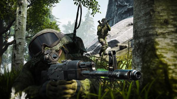 Скриншот №5 к Squad