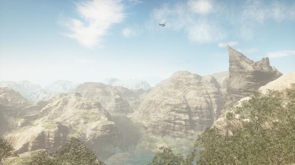скриншот 3DMark Sky Diver benchmark 0