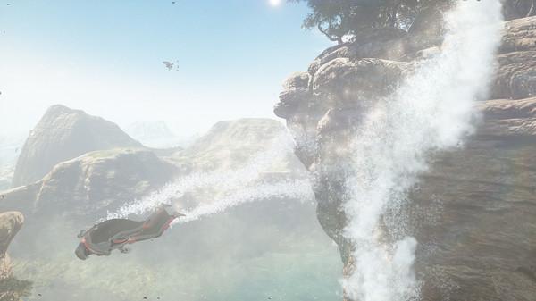 скриншот 3DMark Sky Diver benchmark 2