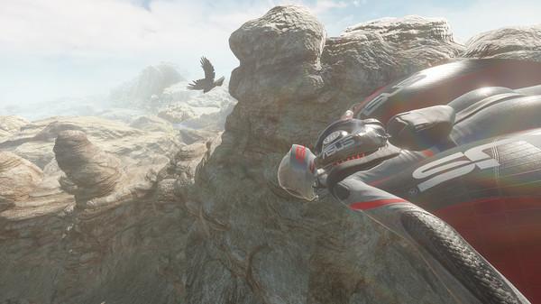 скриншот 3DMark Sky Diver benchmark 1
