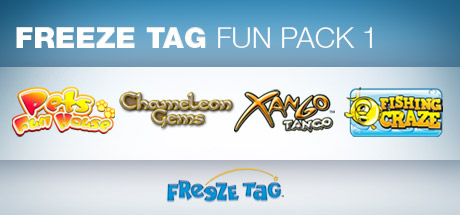 Freeze Tag Fun Pack #1 Cover Image