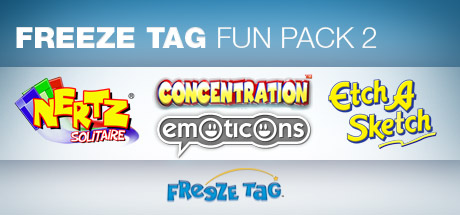Freeze Tag Fun Pack #2 Cover Image
