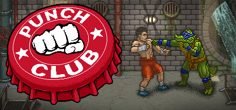Punch Club Cover Image
