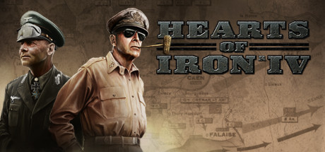 Hearts of Iron IV Cover Image