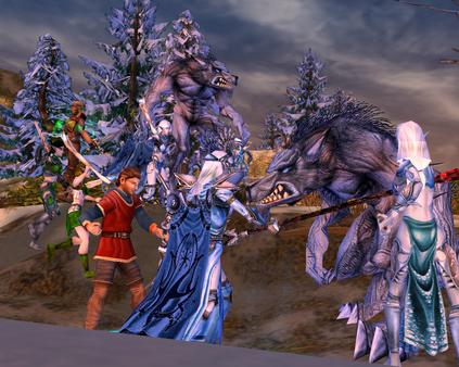 Скриншот №11 к SpellForce - Platinum Edition