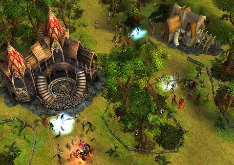 Скриншот №5 к SpellForce - Platinum Edition