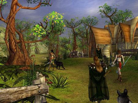 Скриншот №1 к SpellForce - Platinum Edition