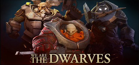 Game Banner We Are The Dwarves