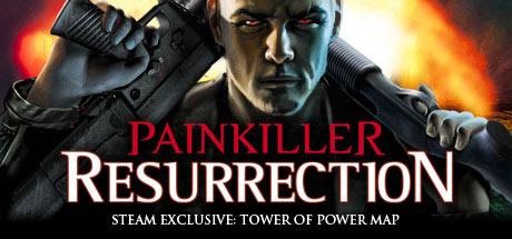 Game Banner Painkiller: Resurrection