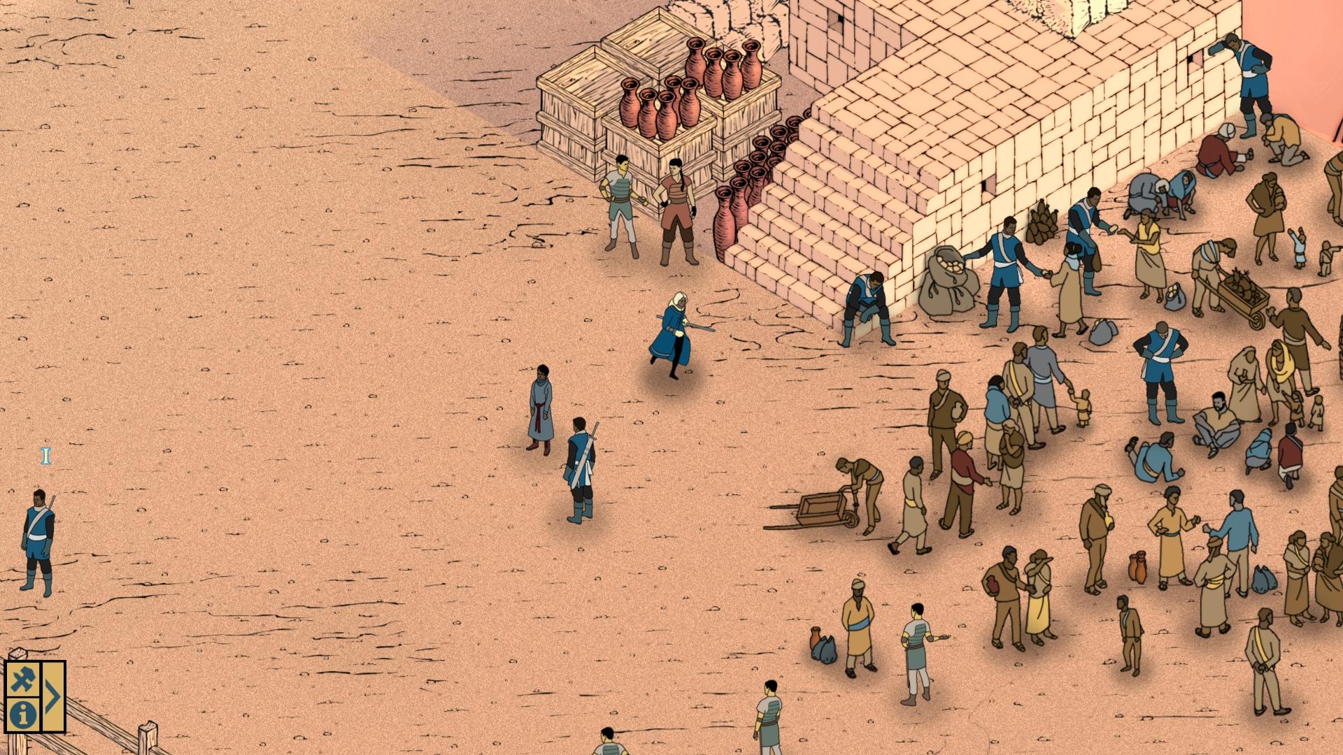 Tahira: Echoes of the Astral Empire on Steam