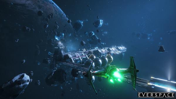 Скриншот №10 к EVERSPACE™