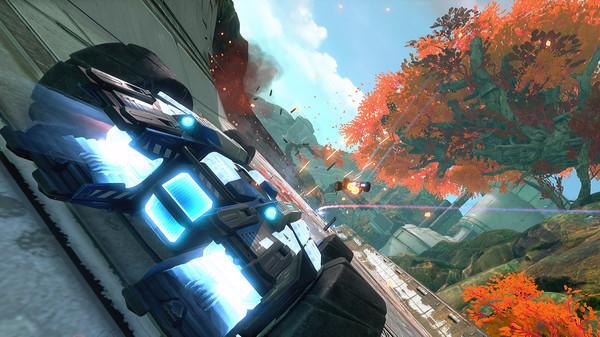 Скриншот №13 к GRIP Combat Racing