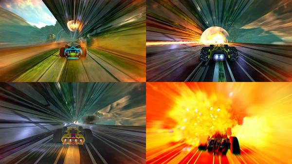 Скриншот №7 к GRIP Combat Racing