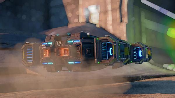 Скриншот №12 к GRIP Combat Racing