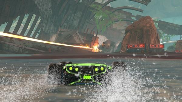 Скриншот №11 к GRIP Combat Racing