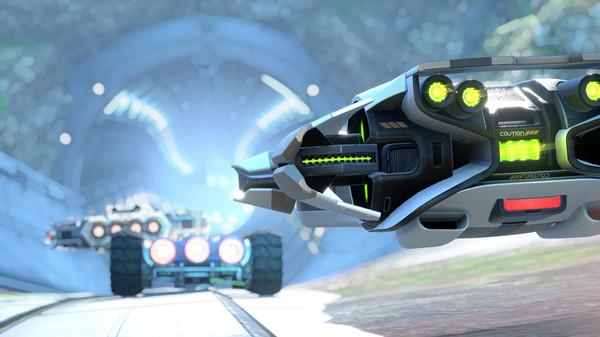 Скриншот №3 к GRIP Combat Racing