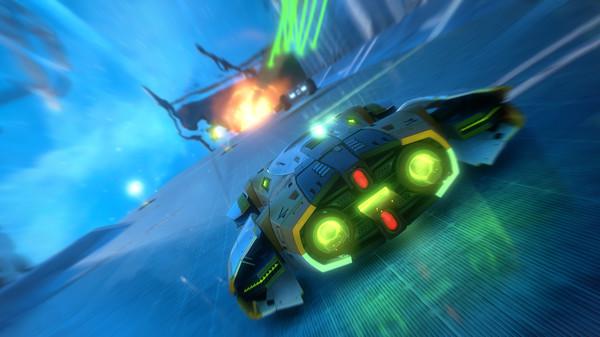 Скриншот №1 к GRIP Combat Racing