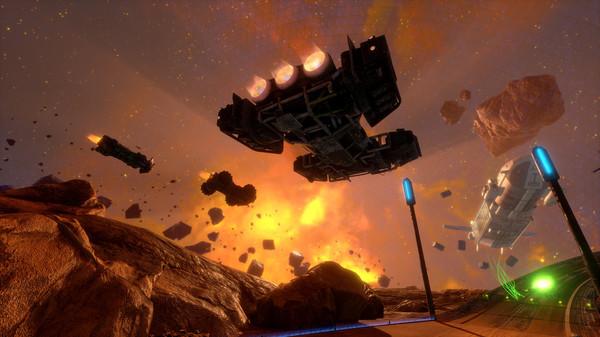 Скриншот №5 к GRIP Combat Racing