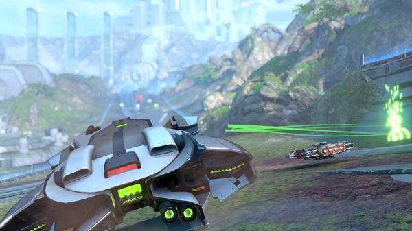 Скриншот №15 к GRIP Combat Racing