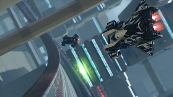Скриншот №9 к GRIP Combat Racing