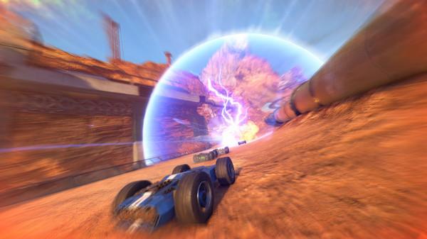 Скриншот №2 к GRIP Combat Racing