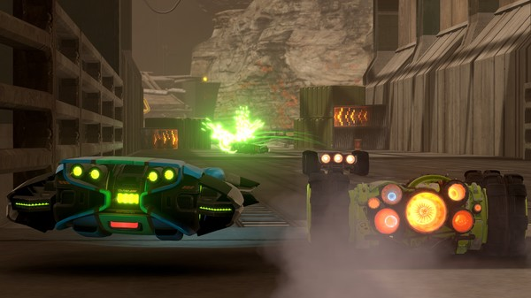 Скриншот №14 к GRIP Combat Racing