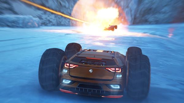 Скриншот №4 к GRIP Combat Racing
