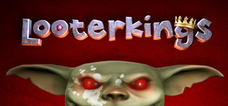 Game Banner Looterkings