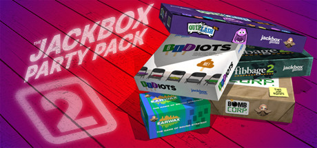 The Jackbox Party Pack 2 Cover Image