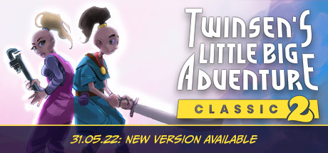 Little Big Adventure 2 Cover Image