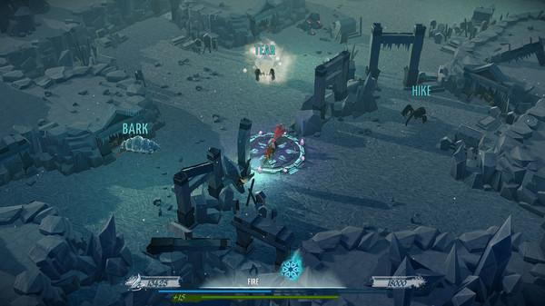 Epistory - Typing Chronicles screenshot
