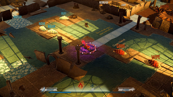 Screenshot of Epistory - Typing Chronicles