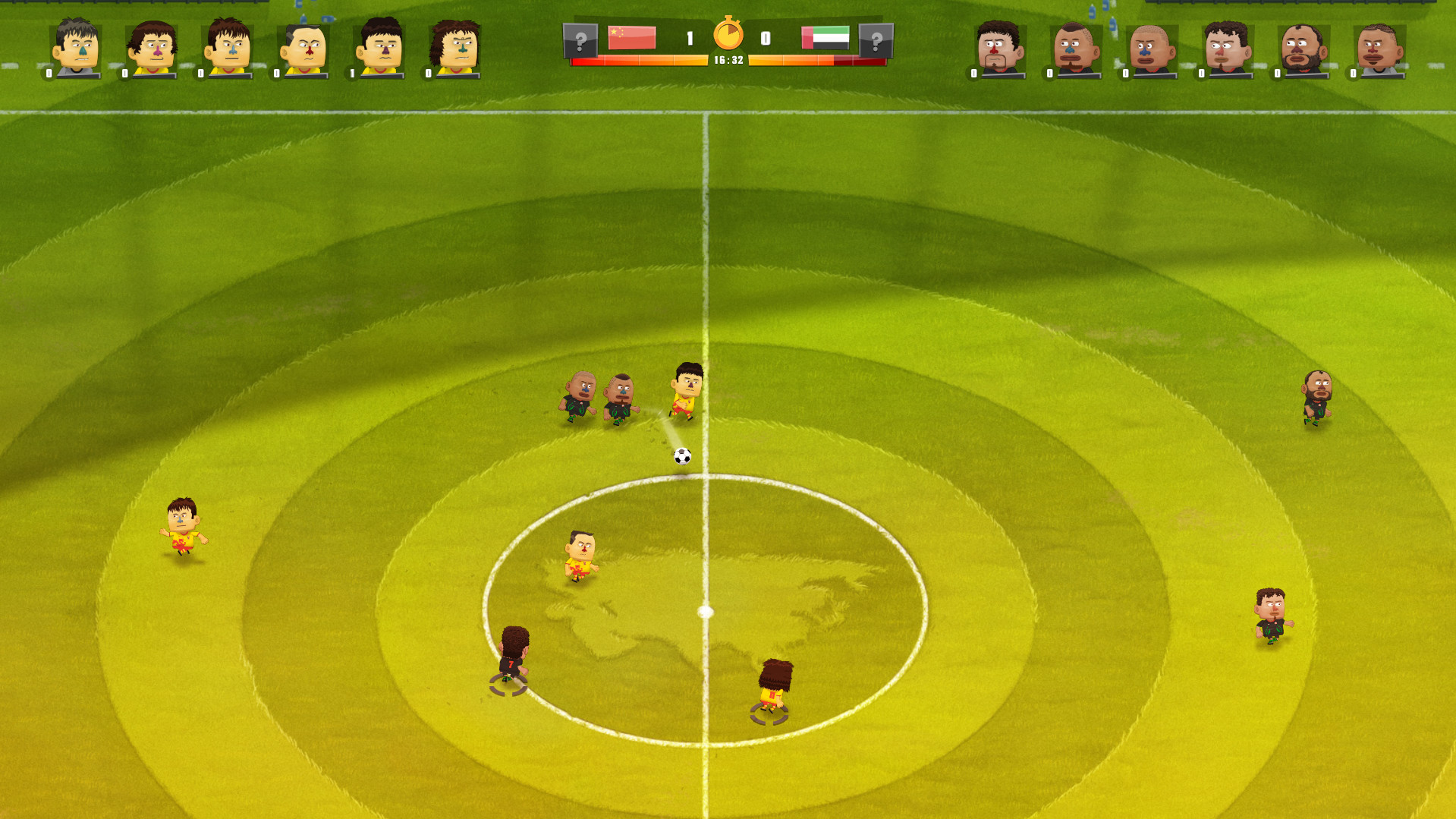 Kopanito All-Stars Soccer Screenshot 2