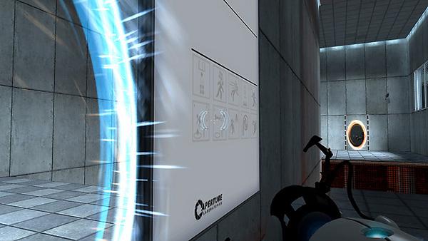 Portal скриншот
