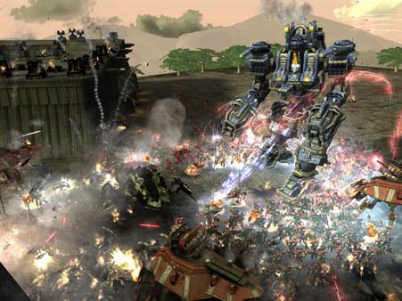 Скриншот №9 к Supreme Commander 2