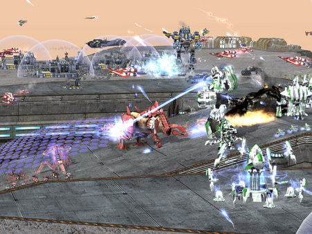 Скриншот №1 к Supreme Commander 2