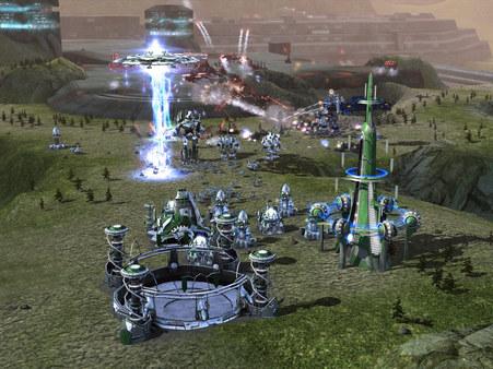 Скриншот №10 к Supreme Commander 2