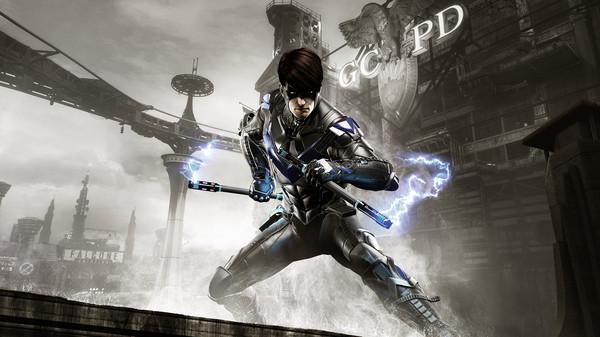 Скриншот №1 к Batman™ Arkham Knight - GCPD Lockdown