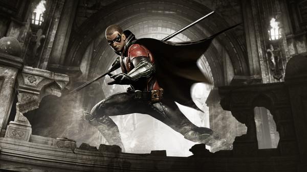 Скриншот №1 к Batman™ Arkham Knight - A Flip of a Coin