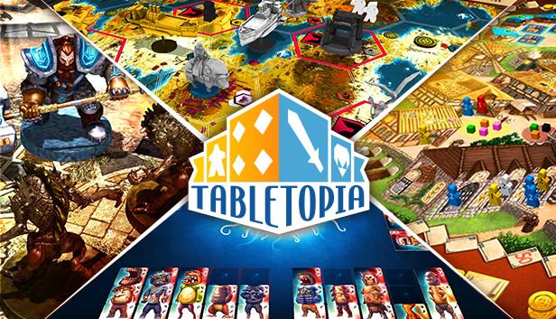 Tabletopia su Steam