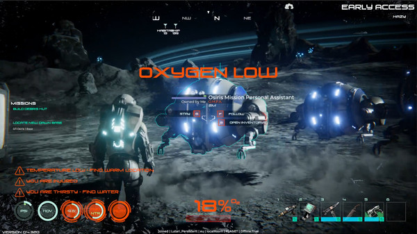 Скриншот №2 к Osiris New Dawn