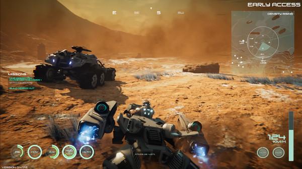Скриншот №11 к Osiris New Dawn