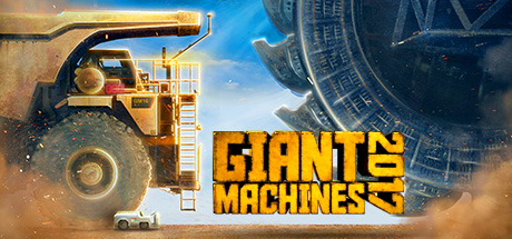 Game Banner Giant Machines 2017