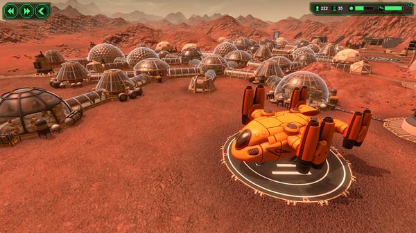 Скриншот №2 к Planetbase