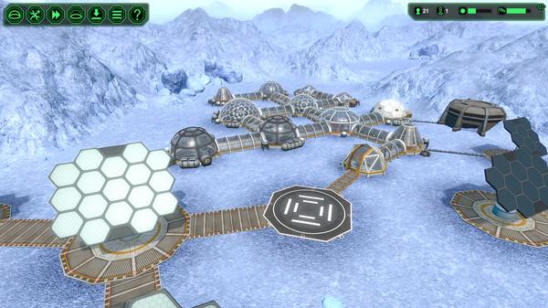 Скриншот №3 к Planetbase