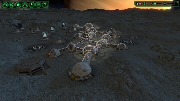 Скриншот №4 к Planetbase
